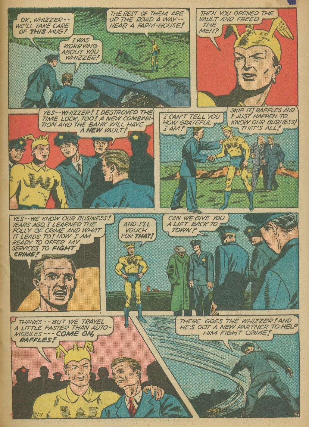 Read online All-Winners Comics comic -  Issue #8 - 67