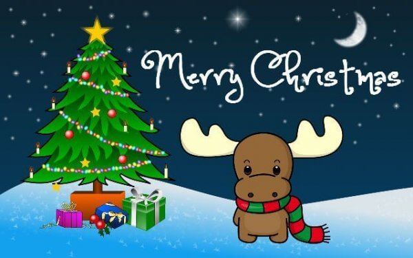 Merry Christmas 2017 Wishes for Friends