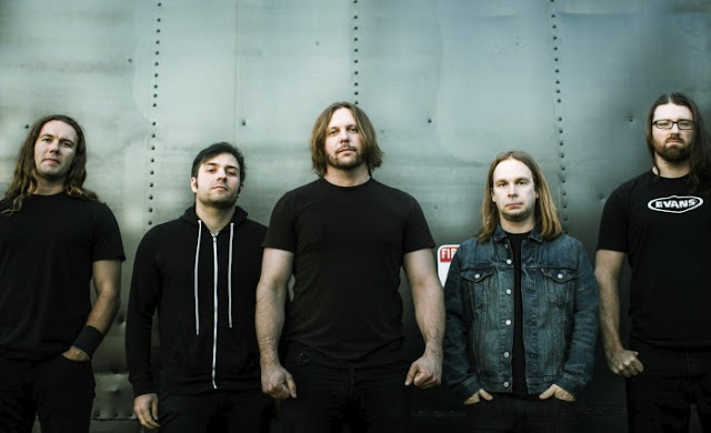Unearth line up 2018