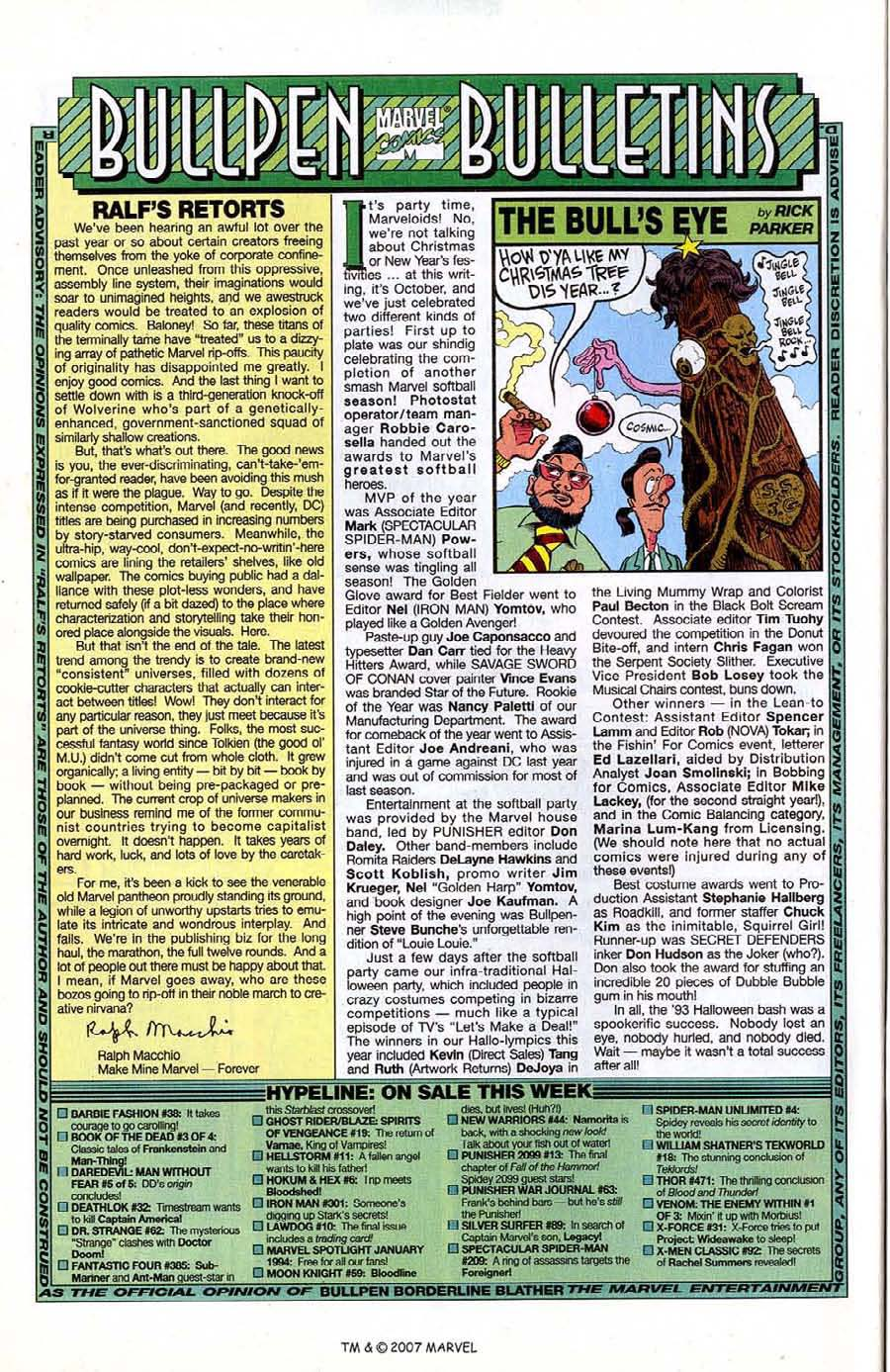 Read online Silver Surfer (1987) comic -  Issue #89 - 30