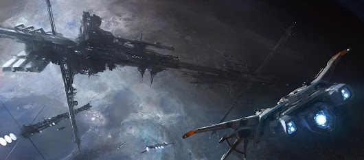 How EVE Online and a Passion for its Community led to my Career Makeover