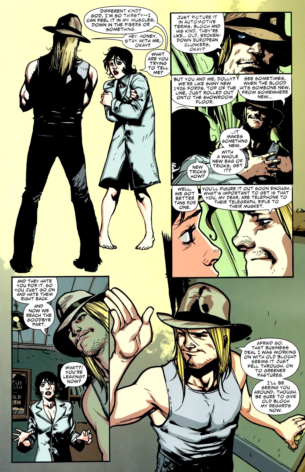 Read online American Vampire comic -  Issue #2 - 13