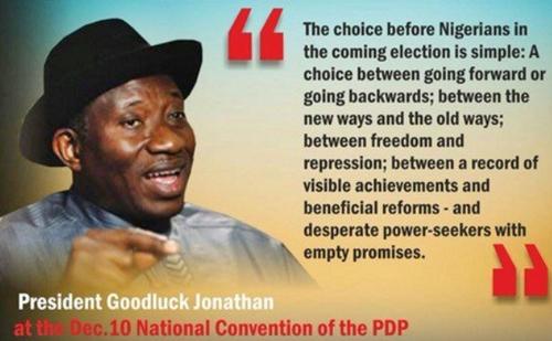 Jonathan's Predictions Coming to Pass - Reno Omokri Calls Ex-president a Prophet