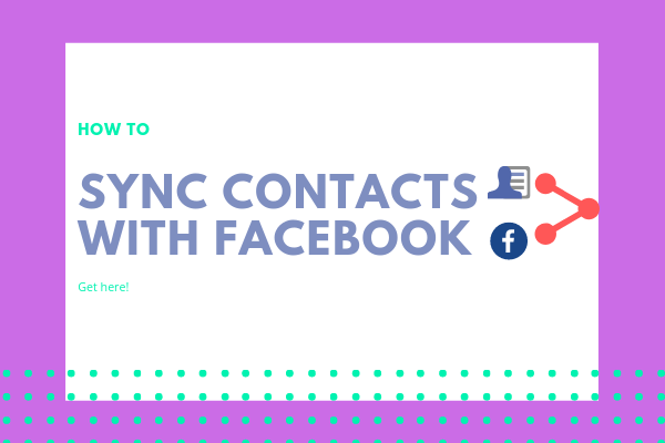 Download Facebook Contacts<br/>