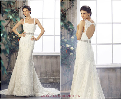 Cocomelody backless wedding gown Andrea Tiffany aglimpseofglam