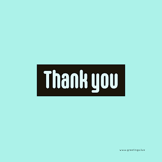 Thank you Text Image