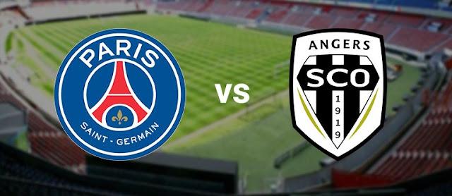 مشاهدة مباراة باريس سان جيرمان وأنجيه بث مباشر بتاريخ 05-10-2019 الدوري الفرنسي
