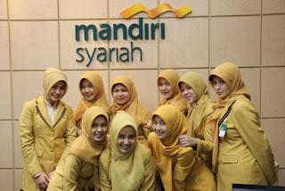 Info Lowongan Kerja Bank Syariah Mandiri Tahun 2016