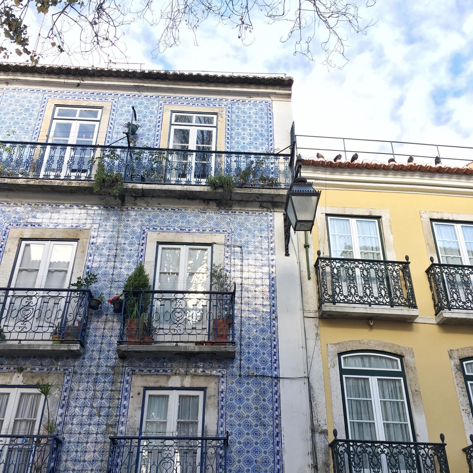 Portugalsko, Portugal, ejnets, blogger