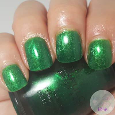 SinfulColors St. Patrick's Day 2016 - San Francisco | Kat Stays Polished