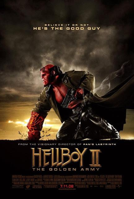 HellBoy 2 (2008) ฮีโร่พันธุ์นรก ภาค 2