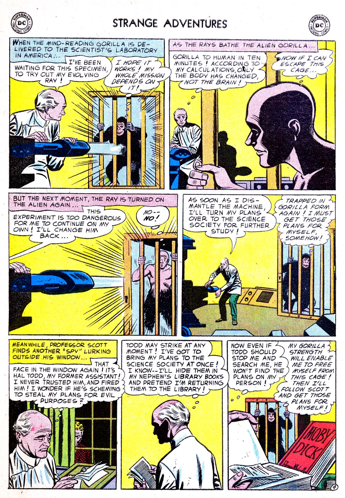 Strange Adventures (1950) issue 75 - Page 6