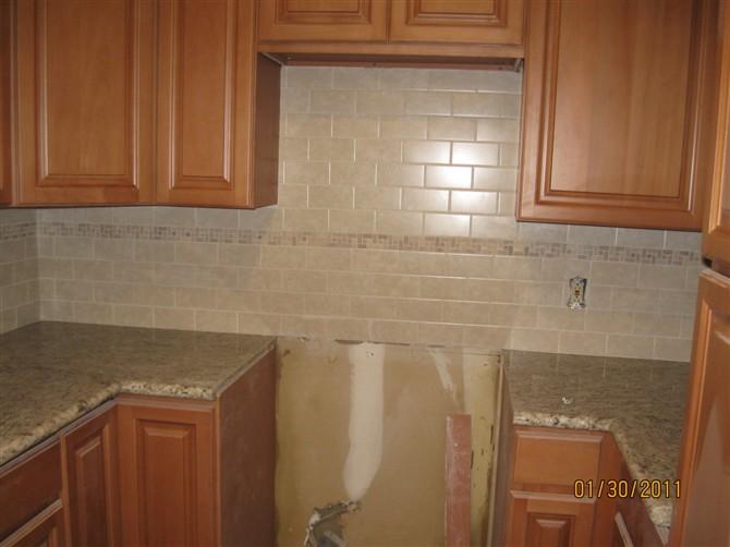 Kitchen Remodel Dallas Where To Buy Sinks Houston Remodeling 休斯顿张先生家厨房改造 理石台面的安装 地砖 发帖者 休斯敦大连装修 时间 下午3 28