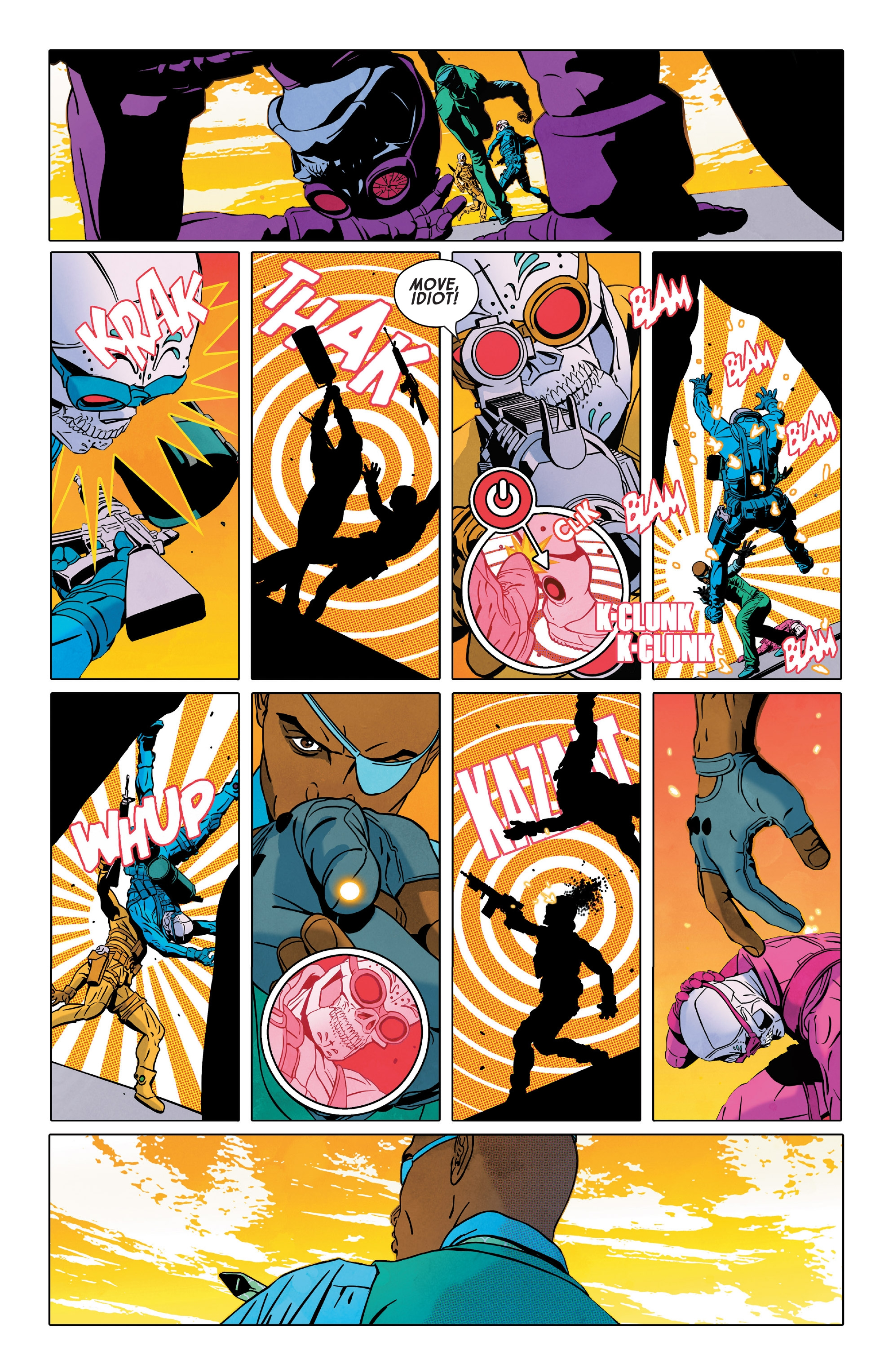 Read online Nick Fury comic -  Issue #3 - 12