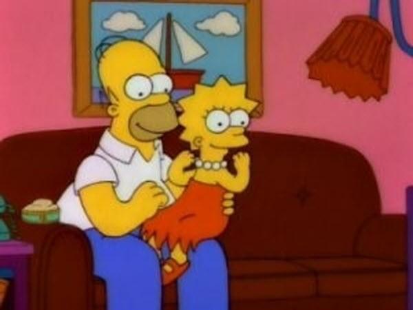 The Simpsons - Season 3 Episode 14: Lisa the Greek