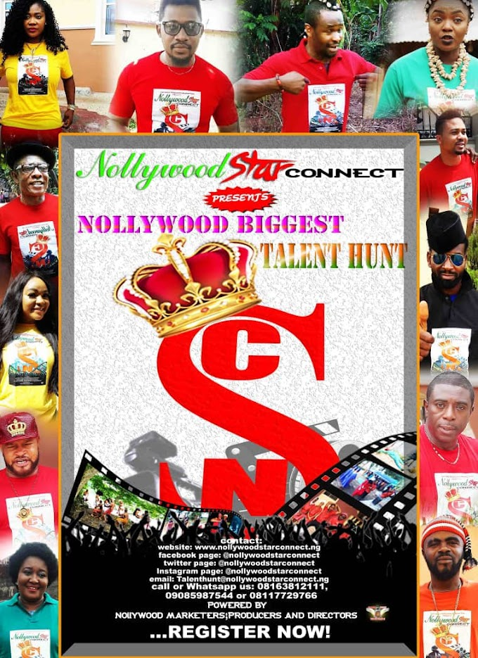 NOLLYWOOD STAR CONNECT!!! MAKE YOUR DREAM COME TRUE