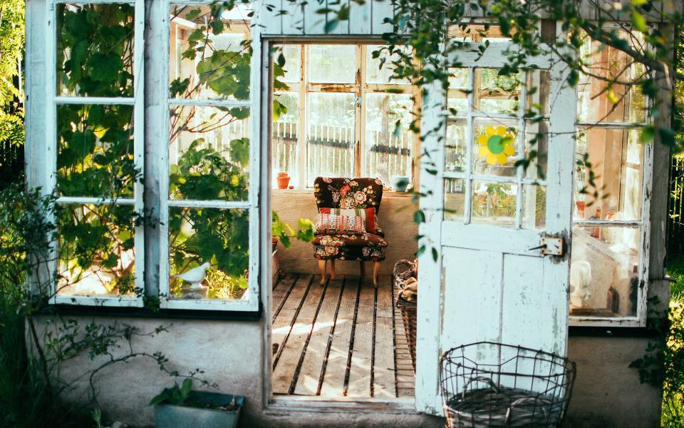 Home Decor | Shabby Chic Flooring ♥