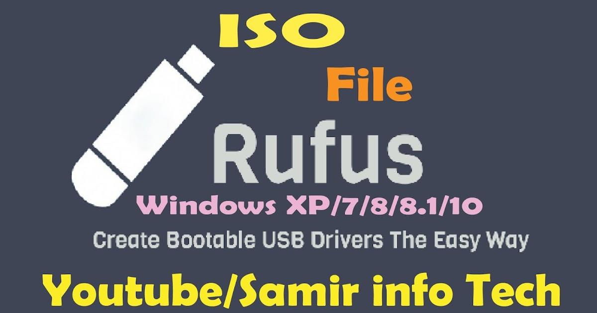 windows 8.1 how to create bootable usb