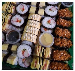 Sushi Malaysia Halal