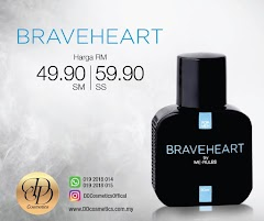 Giveaway Minyak Wangi Braveheart dan Sweetheart DD Cosmetics Di Mialiana.com