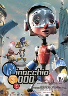 Pinóquio 3000 Dublado