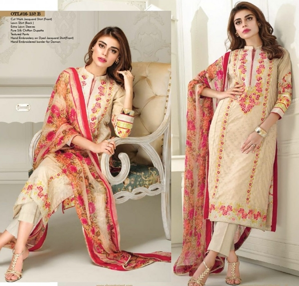 Orient Premium Embroidered Formal Collection 2016-17