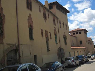Monastery of Santa Maria de Montsio