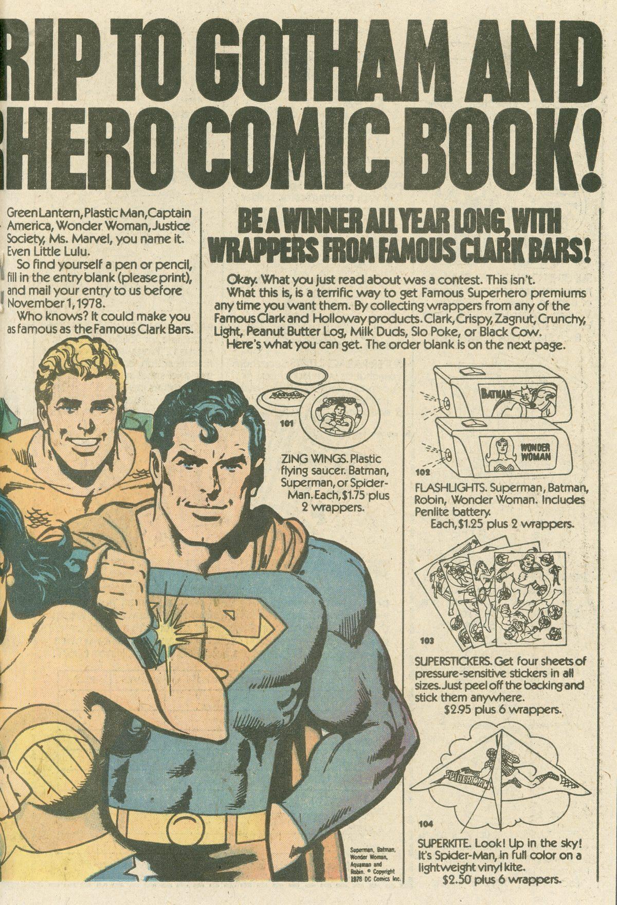 Read online World's Finest Comics comic -  Issue #252 - 44