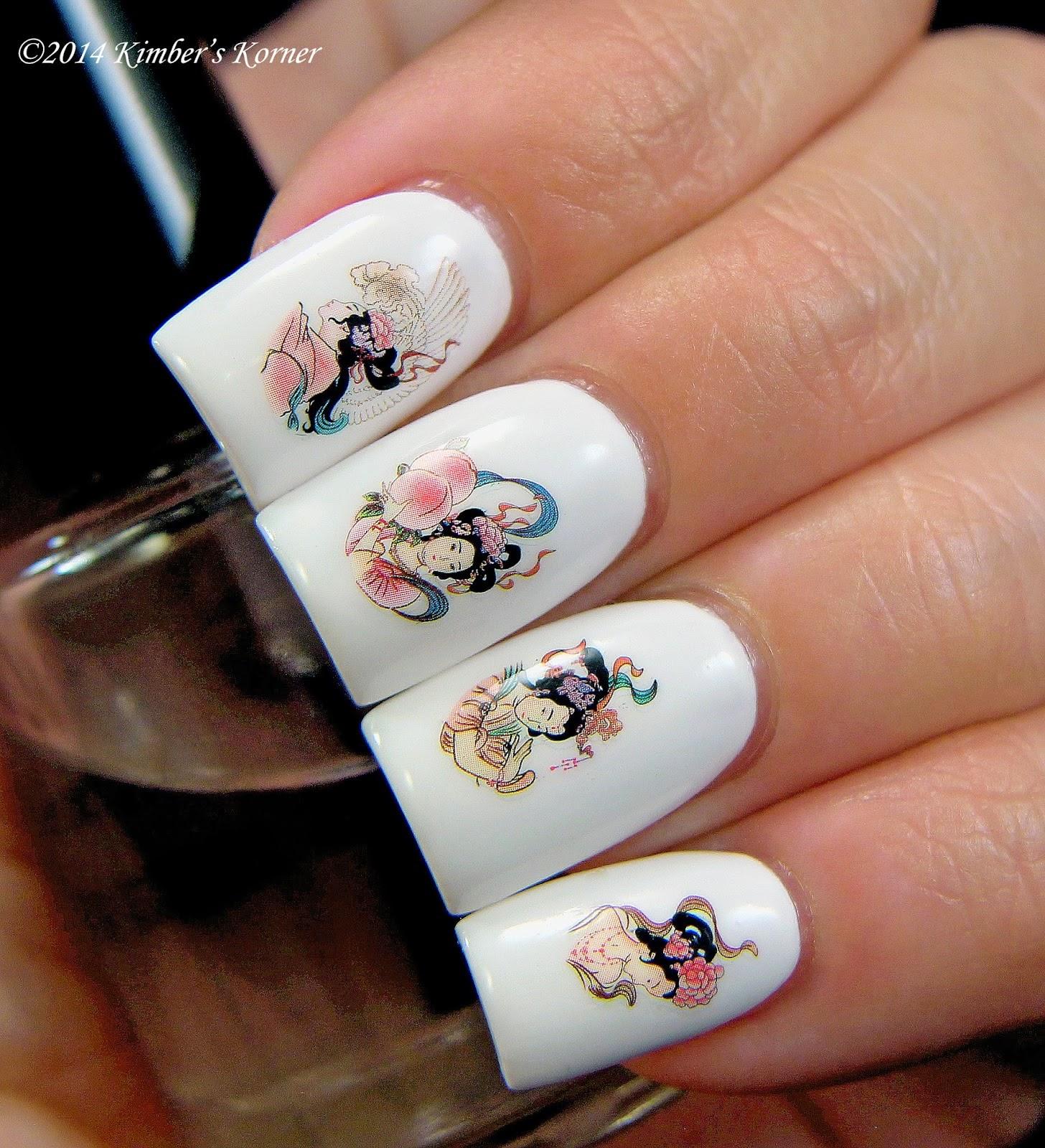 Born Pretty Store Blog: June Nail Art Design Show ( 1 )