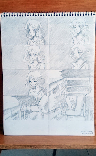 Dibujo de escenas