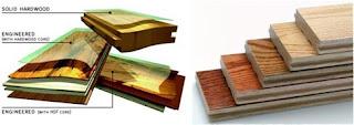 lantai kayu engineered