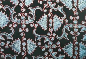 Batik Jambi motif Duren Pecah