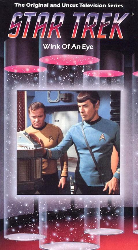 Star Trek: The Original Series - Season 3 Episode 11: Wink Of An Eye