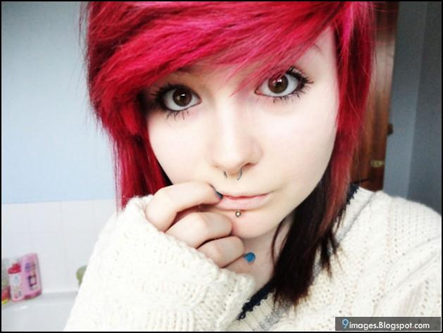 Cineralla is a redhead