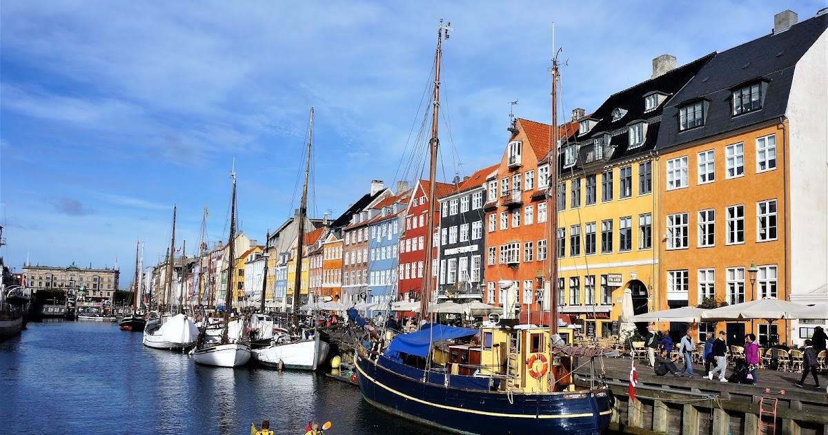 Islands Near Copenhagen Zealand Denmark