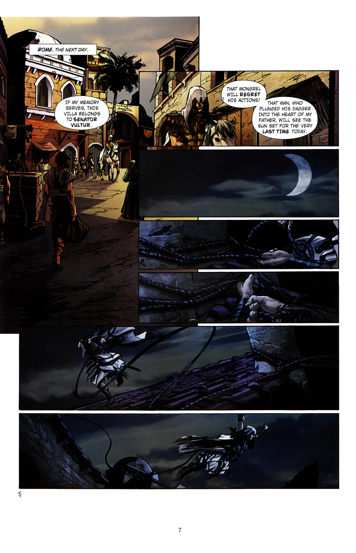 Read online Assassin's Creed (2012) comic -  Issue #3 - 11