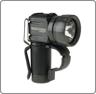Tomahawk GP Tactical Flashlight