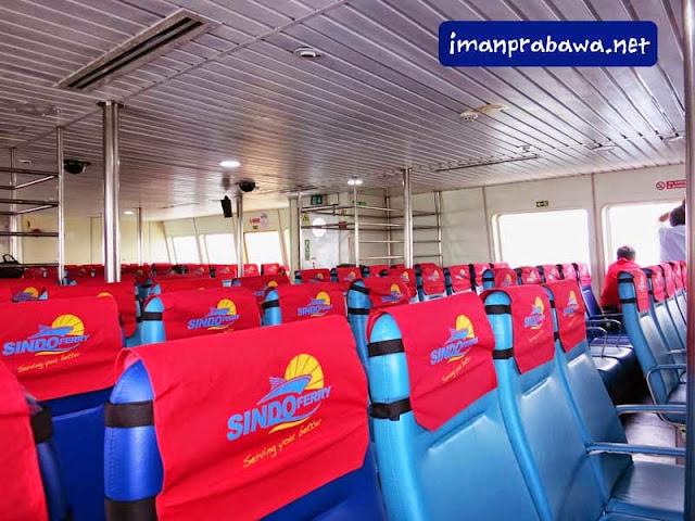 Penumpang Ferry Sindo