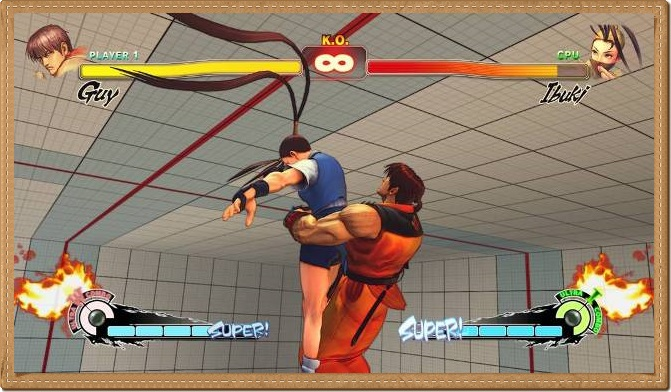 Ultra Street Fighter 4 PC Games Gameplay