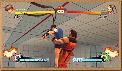 Ultra Street Fighter 4 Games Screenshots