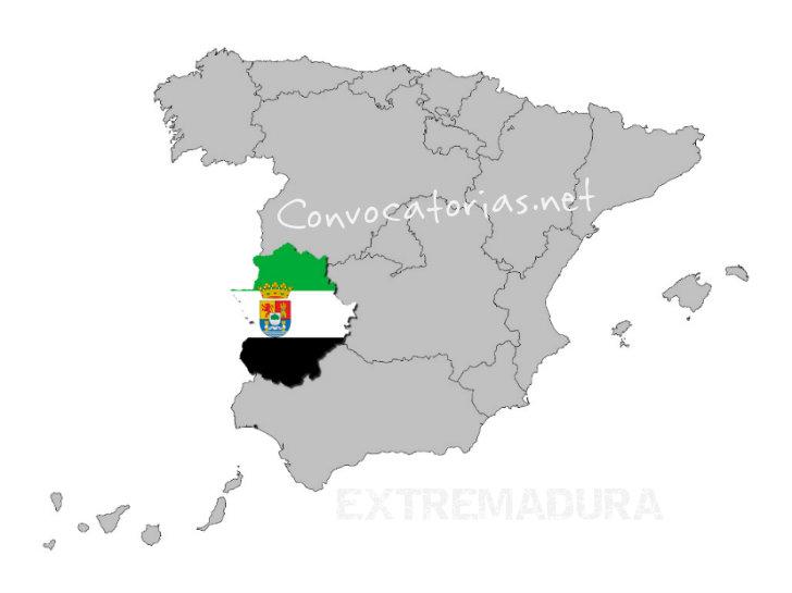 Extremadura en España | Convocatorias.net