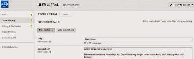 Cara Mudah Daftar dan Upload Aplikasi ke Google Play