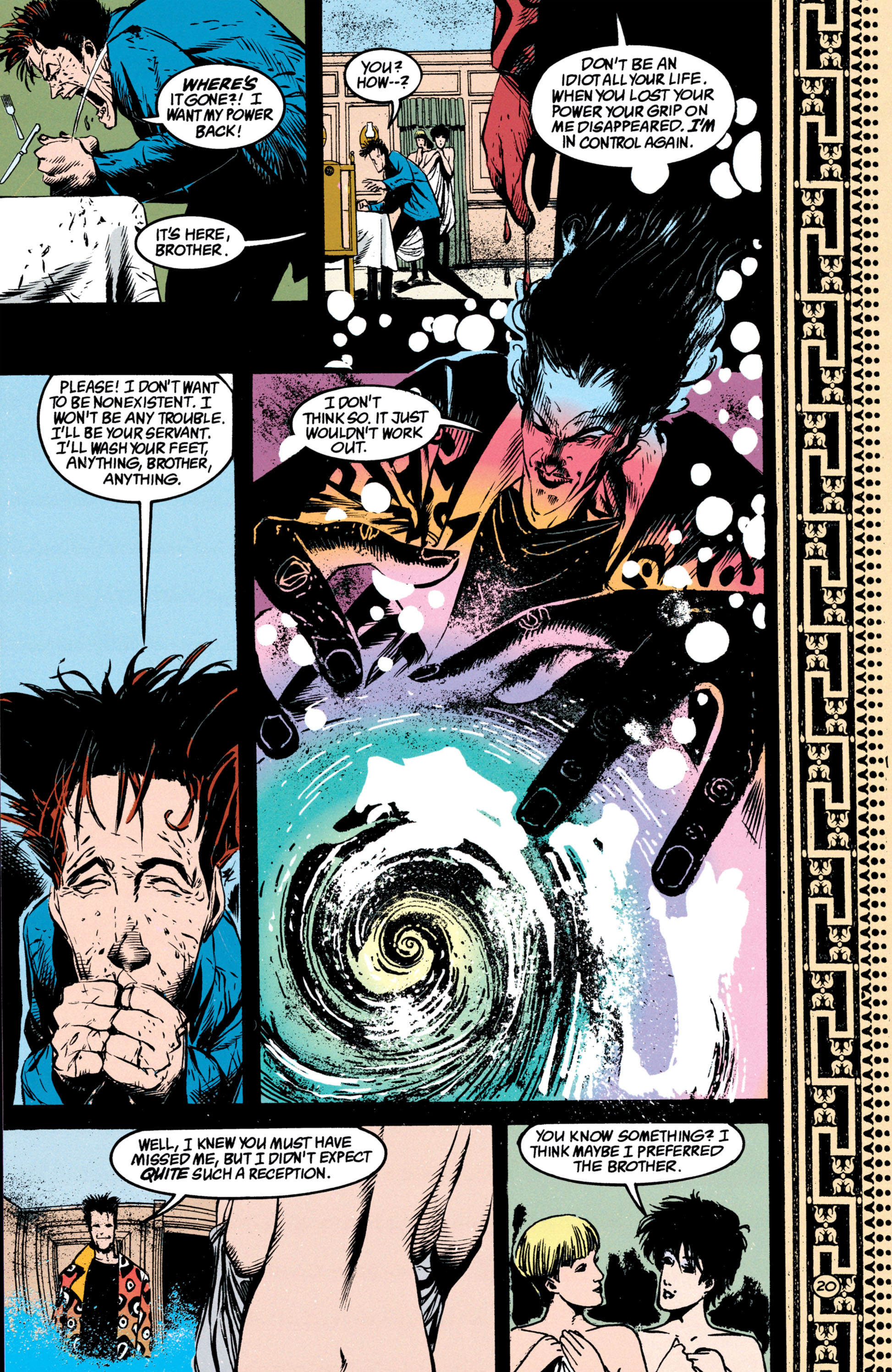 Read online Shade, the Changing Man comic -  Issue #39 - 21