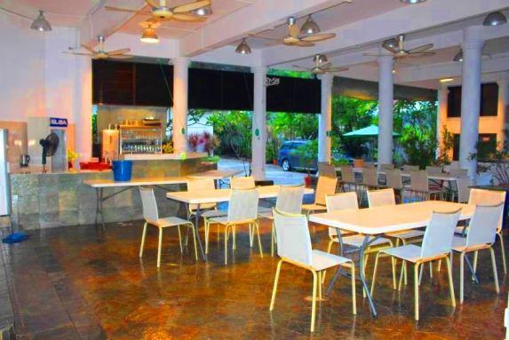 Casa Rasa Sayang Resort dewan makan