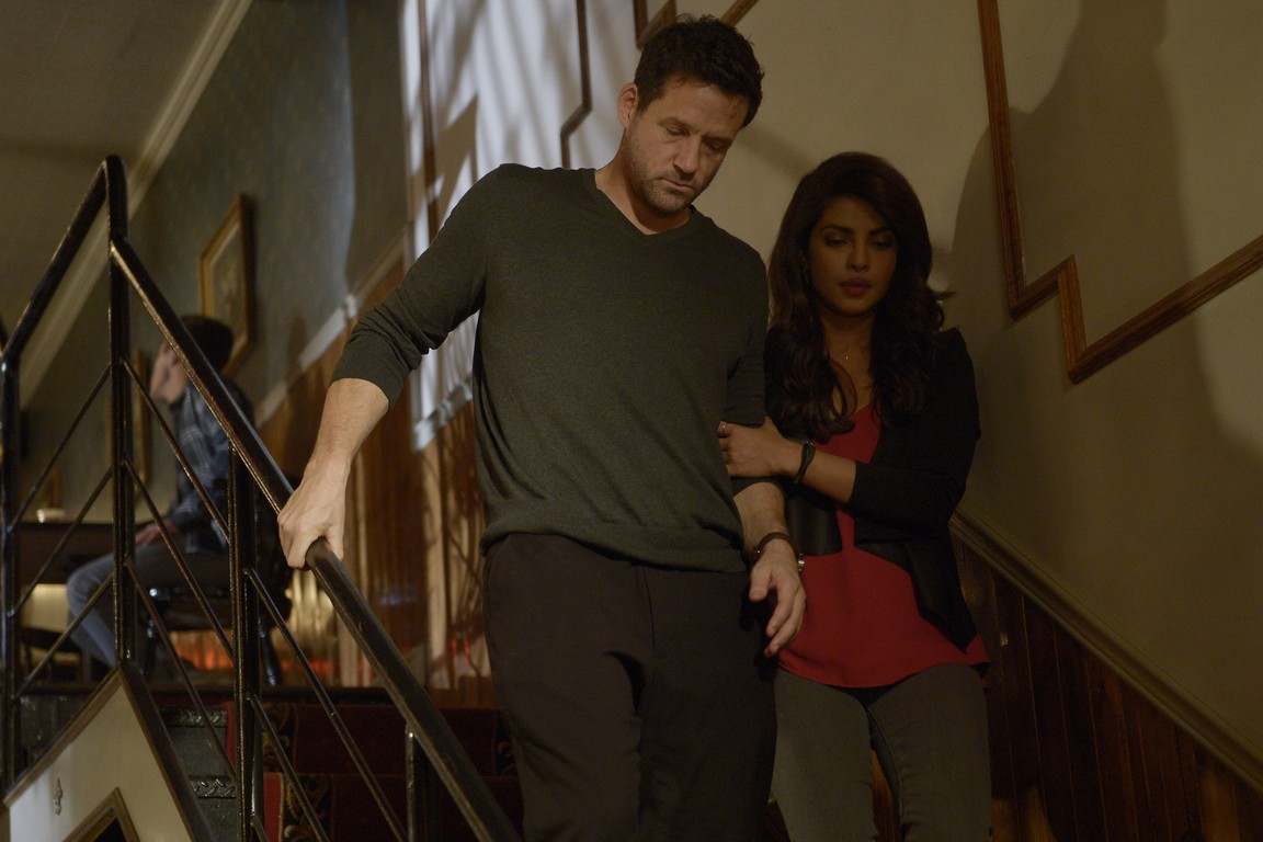 Quantico - Season 1 Episode 09: Guilty