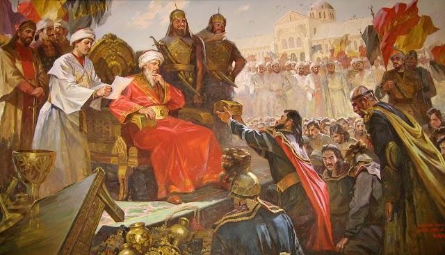 Pemikiran ekononomi islam zaman Bani Umayyah