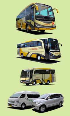 BusPariwisataNirwana