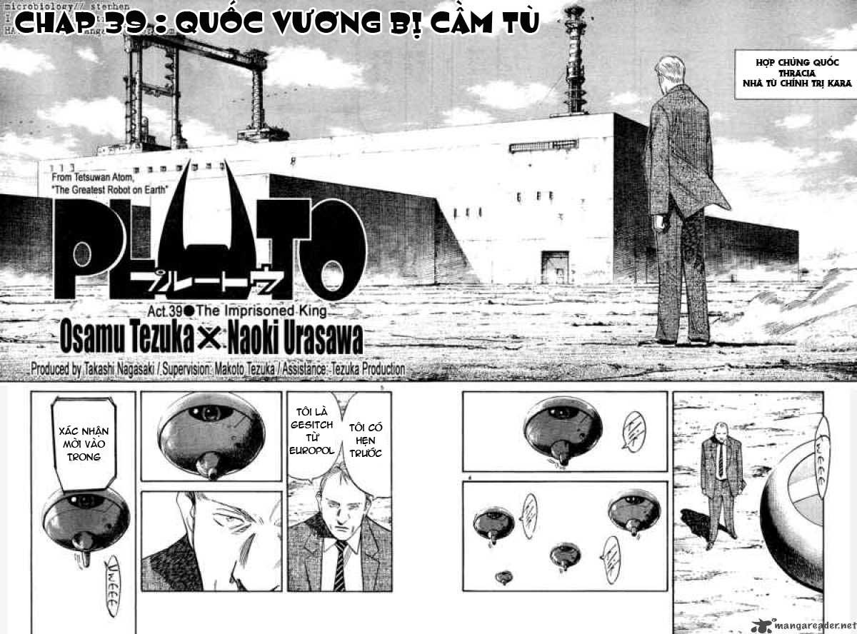 Pluto chapter 39 trang 4