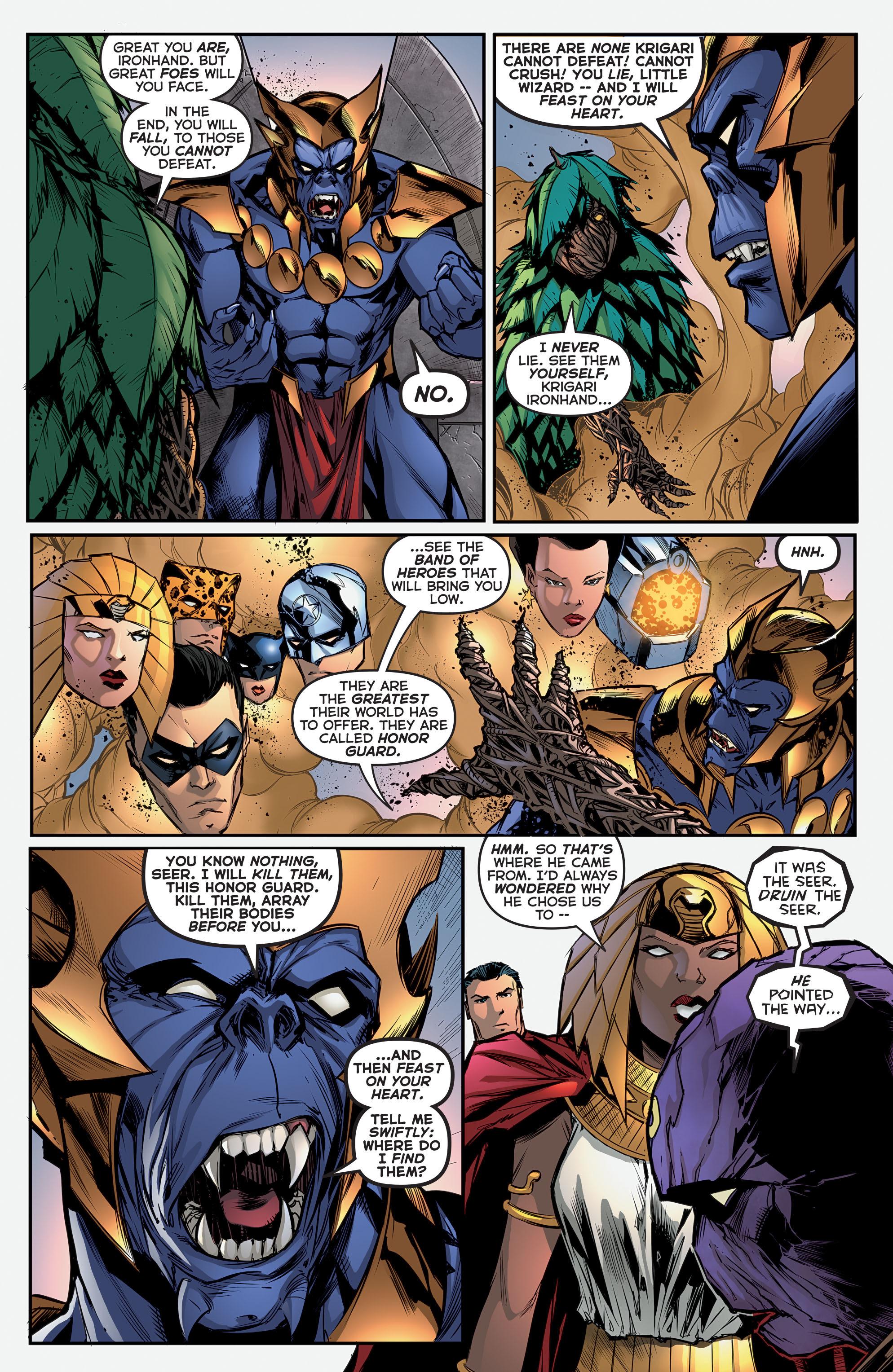 Read online Astro City comic -  Issue #17 - 12