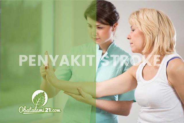 Obat Alami Penyakit Stroke Paling Ampuh